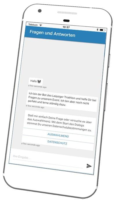 Online Chatbot Triathlon