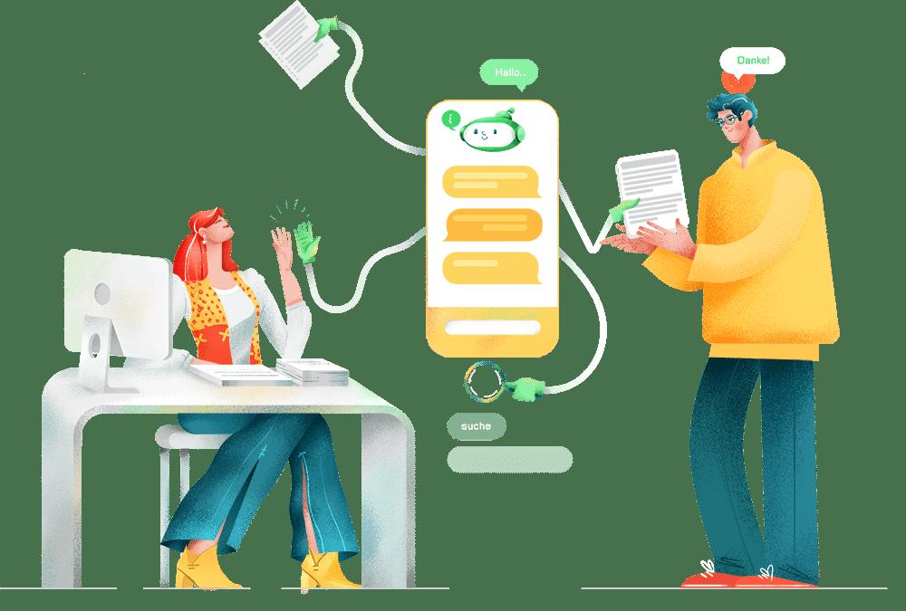 Kiko - der Chatbot für Agenturen und Reseller