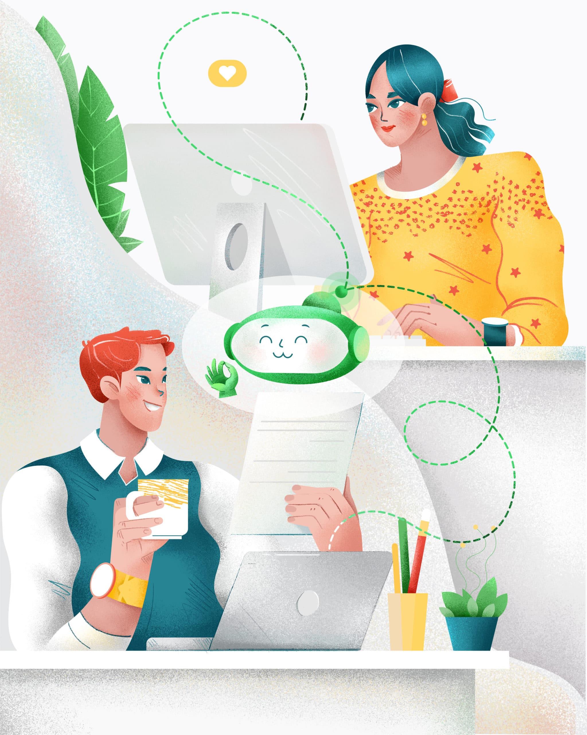 Kiko - Chatbot für Behörden